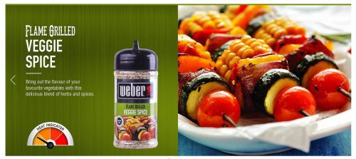 Flame Grilled Veggie Spice